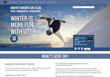 North Toronto Ski Club