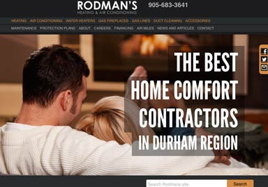 Rodmans Heating and Air Conditioning