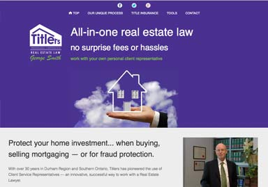 Titlers Real Estate Lawyer